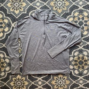 Nike 1/4 Zip Pullover -Size M